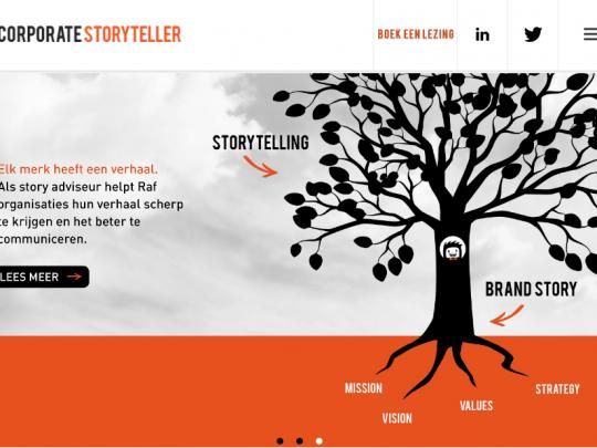 Corporate-Story-Teller