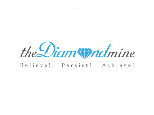 Diamond Mine - Fitness Team Logo